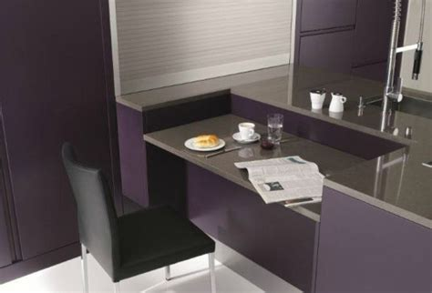 kleine küche nook ideen tisch k 252 cheninsel idee
