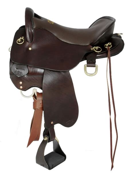 most comfortable horse saddle gen ii endurance trail saddle by tucker 158 western saddle