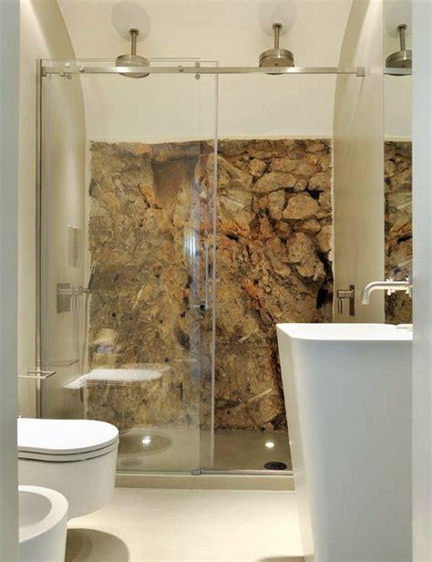 gem bathrooms piedras en la decoraci 243 n del ba 241 o decorar net