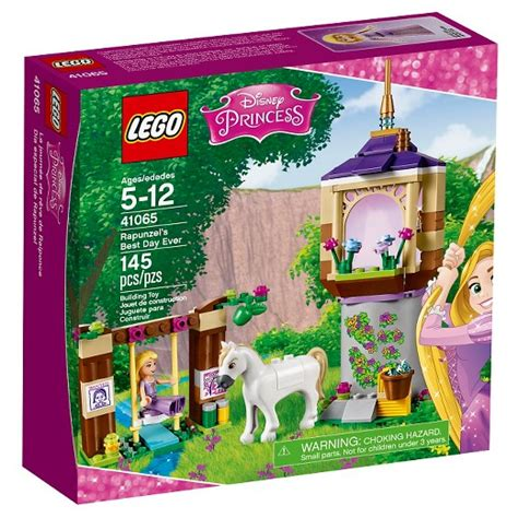 Lego Disney Princess 41065 lego 174 disney princess rapunzel s best day 41065 target