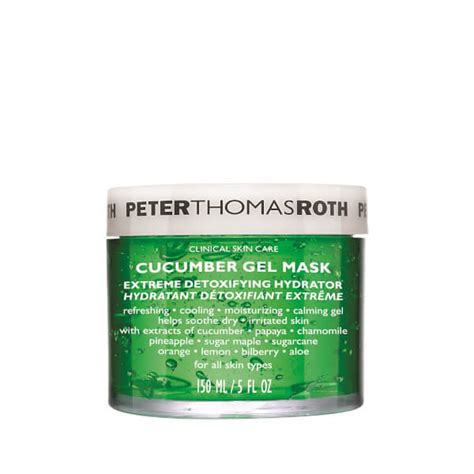 Roth Cucumber Detox Eye Mask by Roth Cucumber Gel Mask 150ml Free