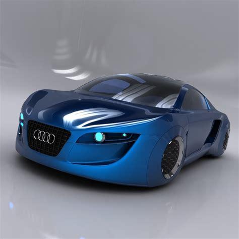 3ds Concept Car Audi Rsq