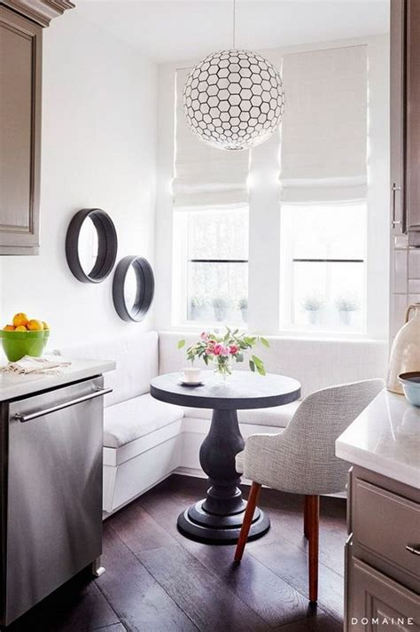 small kitchen nook beautiful and cozy breakfast nooks hative