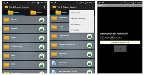 file locker for android best 5 folder lock free apps for android