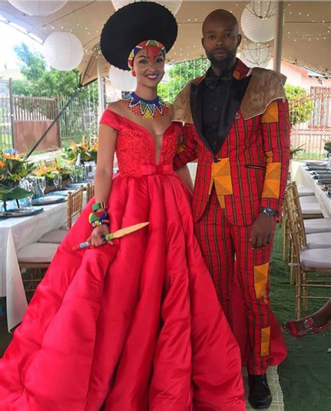 wedding dress cast broken vows cast in zulu traditional wedding attire