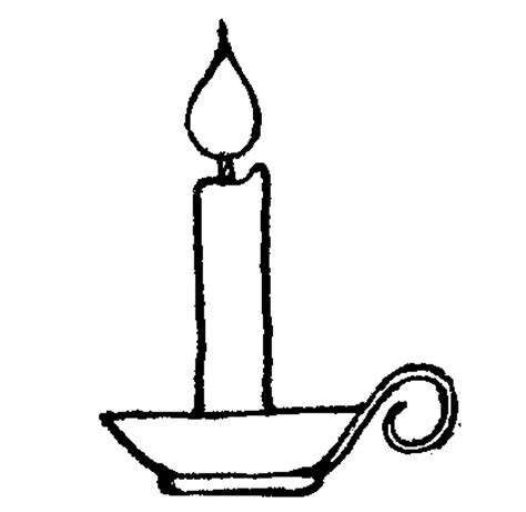 Candle Black And White Clipart candle clip black and white cliparts co