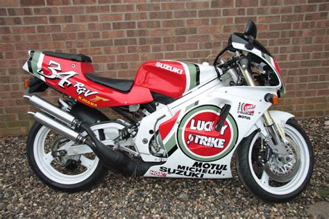 Suzuki Ago Suzuki Rgv 250 Lucky Strike In Norwich Norfolk Gumtree