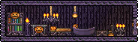 Terraria Furniture by Image Spooky Wood Furniture Png Terraria Wiki Fandom