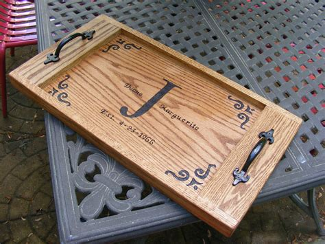diy lowes serving tray