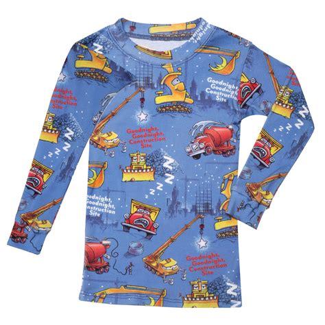 Goodnight Construction Box Set goodnight goodnight construction site pajamas toddler