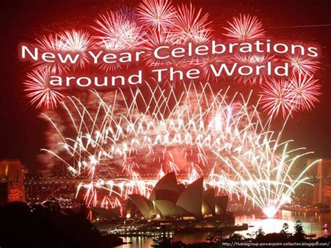 2011 new year celebrations around the world authorstream
