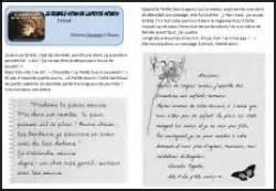 école De Julie Lettre G Travail Autour De La Correspondance L 233 Cole De Julie