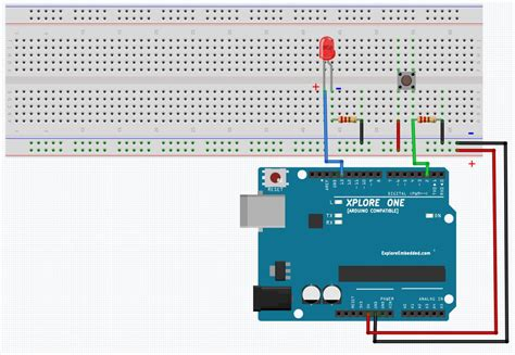 arduino tutorial array 2 read switch and display on led tutorials