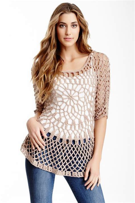 pattern crochet tunic crochet tunic my style pinterest