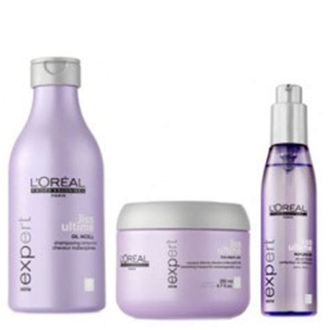 Shoo Loreal Expert l or 233 al professionnel s 233 rie expert liss ultime pack 3 products free shipping reviews