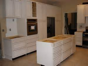 do you a refrigerator cabinet for a non built in fridge