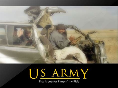 Us Army Memes - us army thank you for pimpin my ride memes