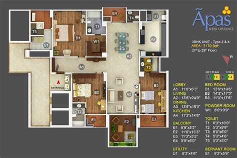 3 bhk house plan 3 bhk plan independent house home design and style