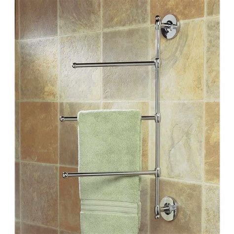 towel rack ideas for small bathrooms 1000 ideas about bathroom towel bars on pinterest throw
