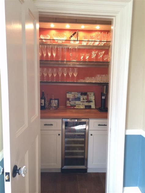 Dining Room Converted To Bar Interiors Villandry Contracting Inc