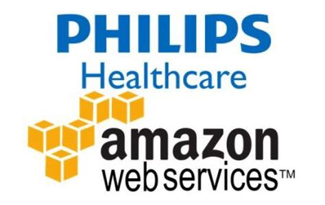 amazon healthcare philips taps amazon web services to expand digital health
