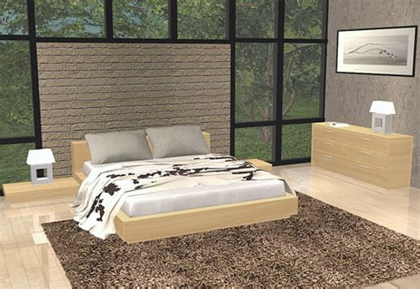 Sims 2 Bedroom by Stylist Sims