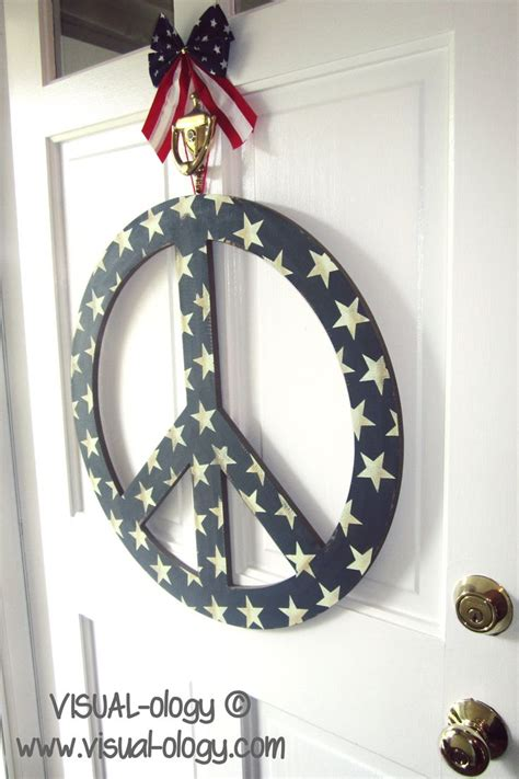 peace sign home decor 65 best images about peace sign home decor on pinterest