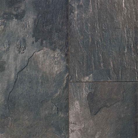 Laminate Slate Flooring Pergo Xp Monson Slate 10 Mm Thick X 11 1 8 In Wide X 23 7 8 In Length Laminate Flooring 18 36