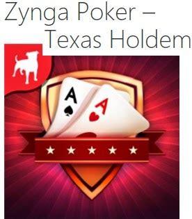 zynga poker texas holdem disponibile store microsoft universal app gratuita