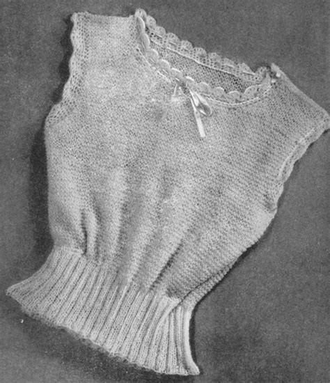 knitting pattern underwear ladies knitted underwear patterns available from the