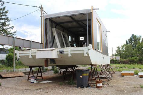 Hausboot Deutschland Wohnen by Hausboote 214 Sterreicher Nicht Nahe Am Wasser Gebaut
