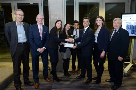 Mba Schulich Linkedin by Schulich Real Estate And Infrastructure Mbas Win