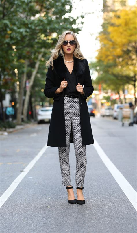 Find Working Styling by Geometric Memorandum Nyc Fashion Lifestyle For