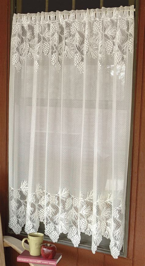 rose lace curtains heritage lace woodland curtains heritage lace curtains