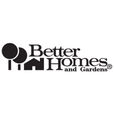 better homes and gardens logo vector logo of better homes