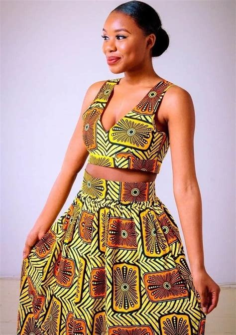 ankara skirts styles checkout these 15 gorgeous ankara crop top and skirt