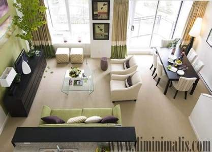terbaik menata ruang makan sekaligus ruang keluarga minimalis