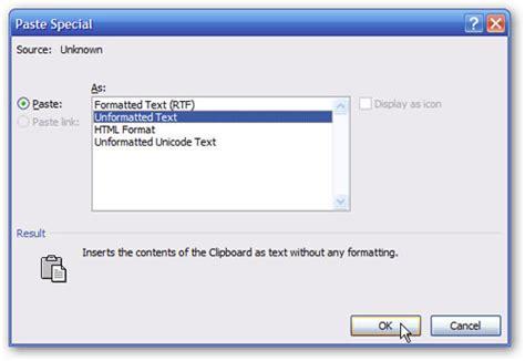seleccionar varias imagenes word 2007 c 243 mo quitar los enlaces hiperv 237 nculos del texto pegado