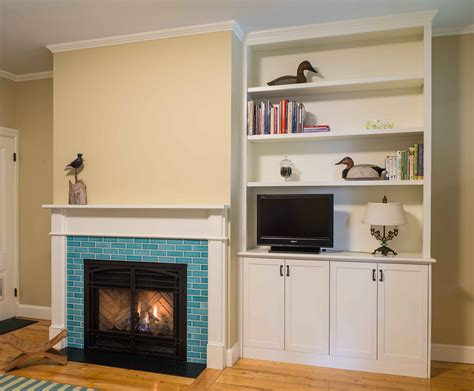Bookcase Fireplace Surround by Mantel And Bookcase Trimitsis Woodworking Weblog