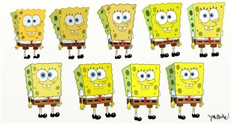 Spongebob P zane drawings spongebob through the years p