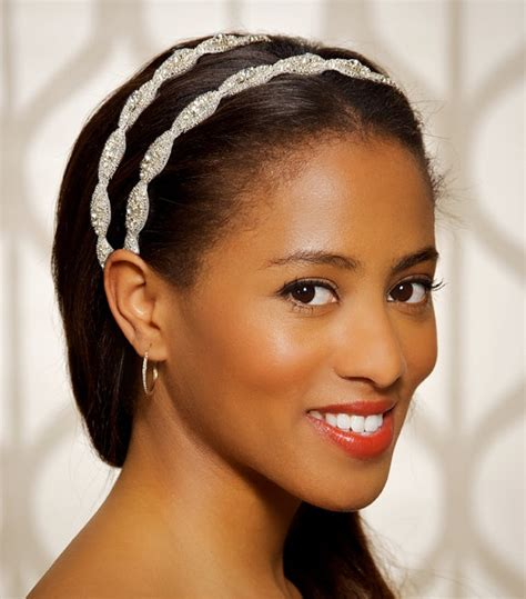 hairstyles with double headband 470 best images about african american wedding hair on
