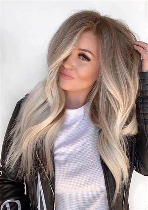 outstanding hair color styles  beautify  day