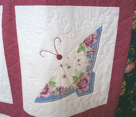 Handkerchief Quilt Pattern handkerchief quilt block flickr photo