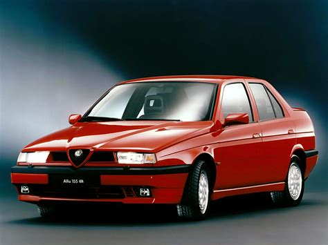 Alfa Romeo 155 by Alfa Romeo 155 1992 1997 Pistonudos