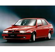 Alfa Romeo 155 1992 1997  Pistonudos