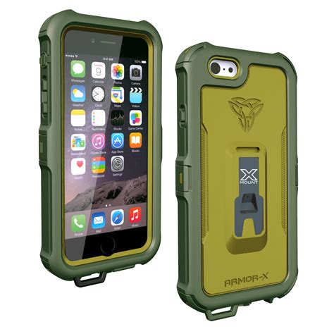Army Armor Iphone 6 S Iphone 6 S Alf35 armor x waterproof iphone 6 6s generation 2 army 4897047448164 ebay