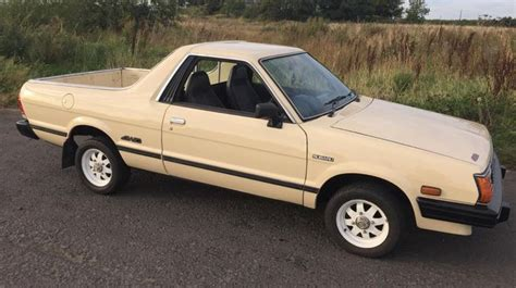 1993 subaru brat for sale rhd subaru brat subarus we loved lost pinterest