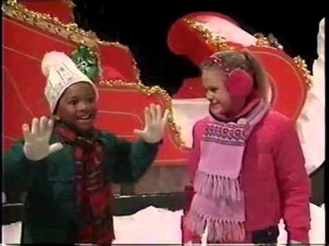 barney the backyard show part 2 waiting for santa original version part 3 youtube