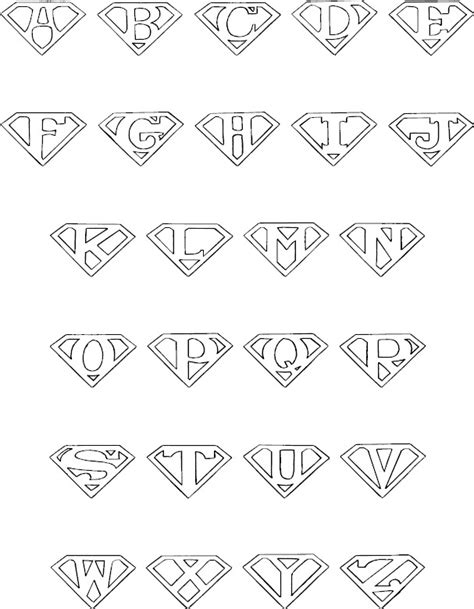 printable letters com full alphabet coloring page
