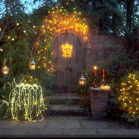 lights for small bushes outdoor lighting ideas ideal home